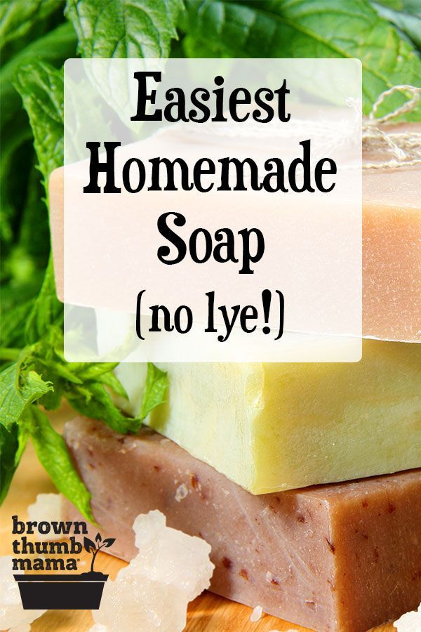 Make Soap Without Using Lye | Homemade soap recipes. Home made soap. Soap recipes