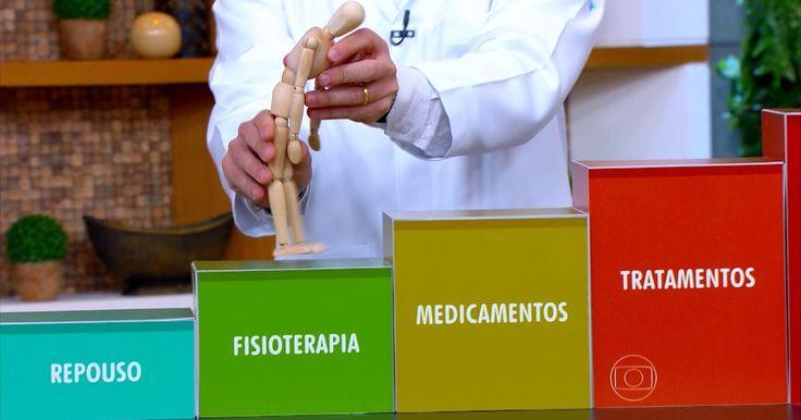 Especialistas falam sobre tratamentos que aliviam as dores na coluna