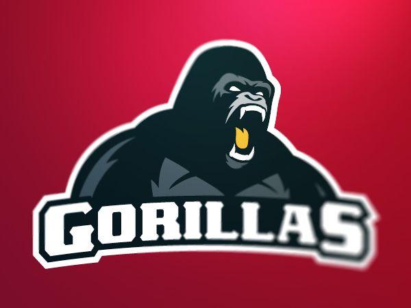 Gorillas on Behance