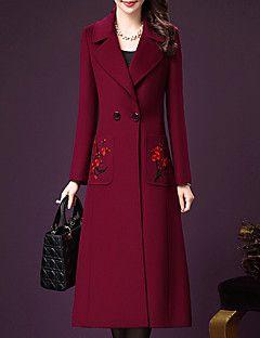 Őszi / Téli-Női Kabát