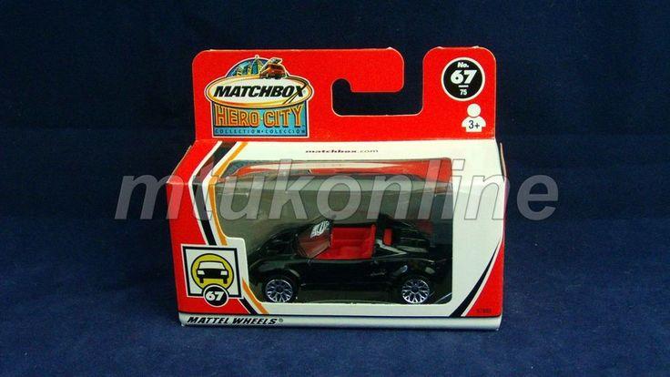 MATCHBOX 2002 LOTUS ELISE | 1/56 | CHINA | HERO CITY 67 | 97865 | LOGO ON FRONT