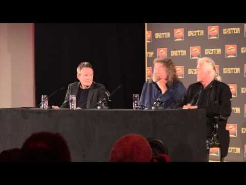 """Robert Plant, Jimmy Page and John Paul Jones announce release of """"Celebration Day"""""""