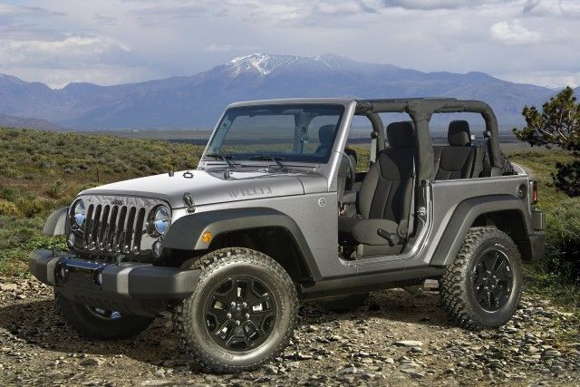2015 Jeep Wrangler Review, Ratings, Specs, Prices, and Photos - The Car Connection