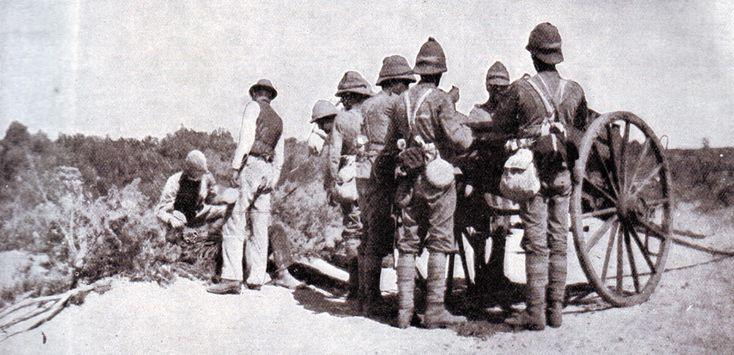 Battle of Modder River