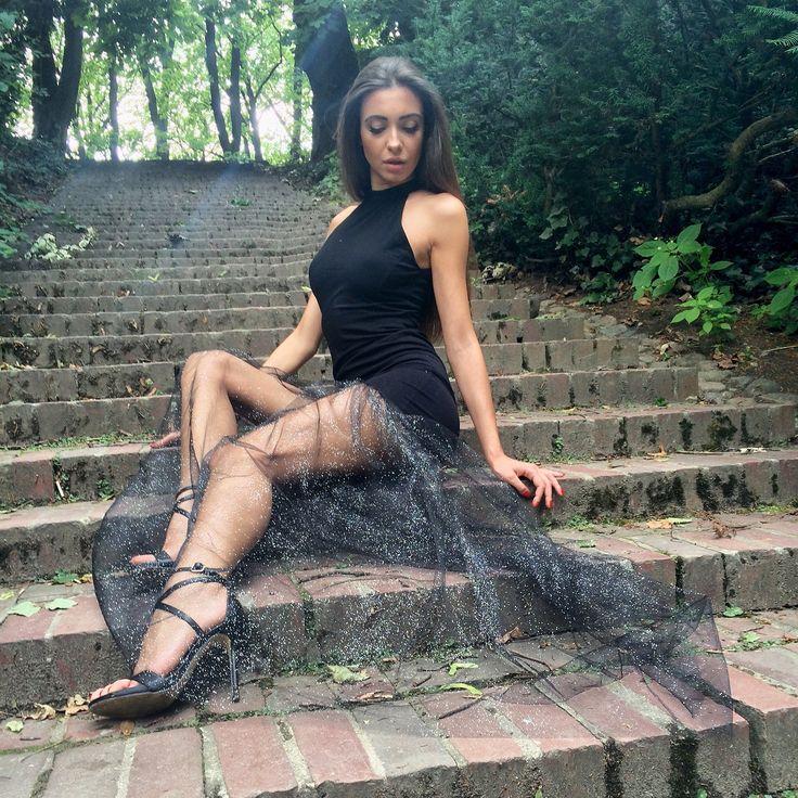 Suknia wieczorowa ROMANCE  www.poqash.pl