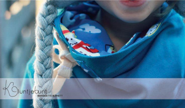 Nähbeispiel lillestoff » Happy Snowman «