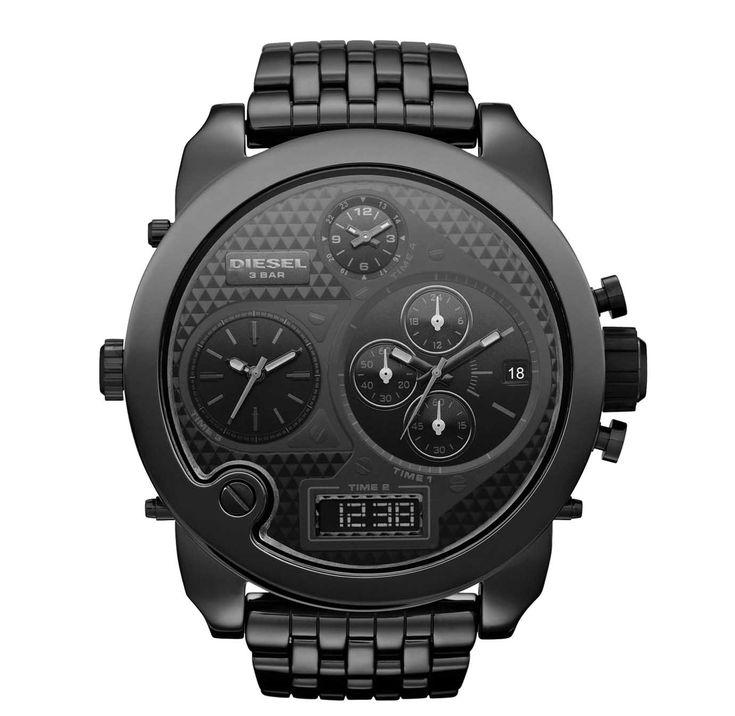 10 besten diesel uhren schwarz bilder auf pinterest diesel uhr herrenarmbanduhr und armbanduhren. Black Bedroom Furniture Sets. Home Design Ideas