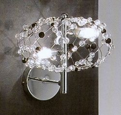 Swarovski Crystal Wall Sconces Art5398