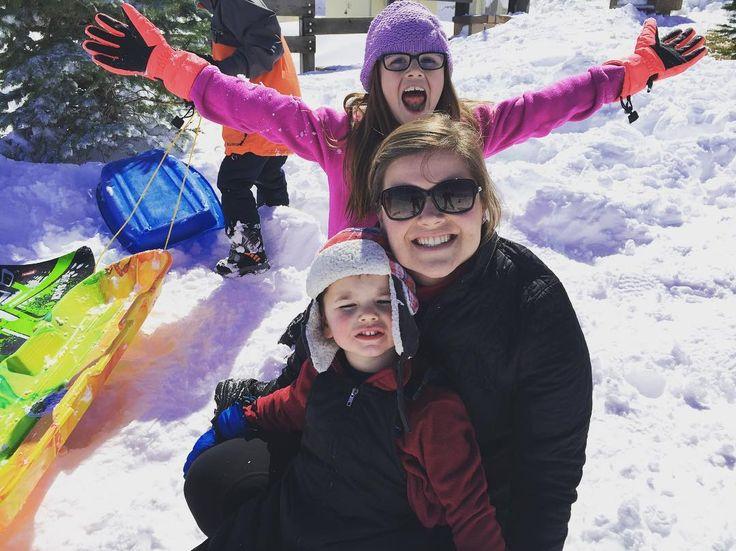 "KAE Colorado on Instagram ""We hit a great sledding hill"