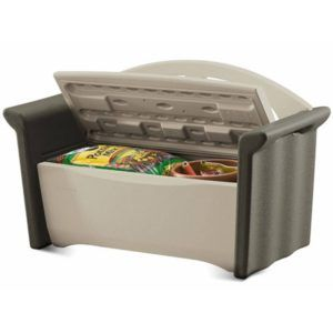 Outdoor Plastic Storage Bench Http Theviralmesh Com Pinterest