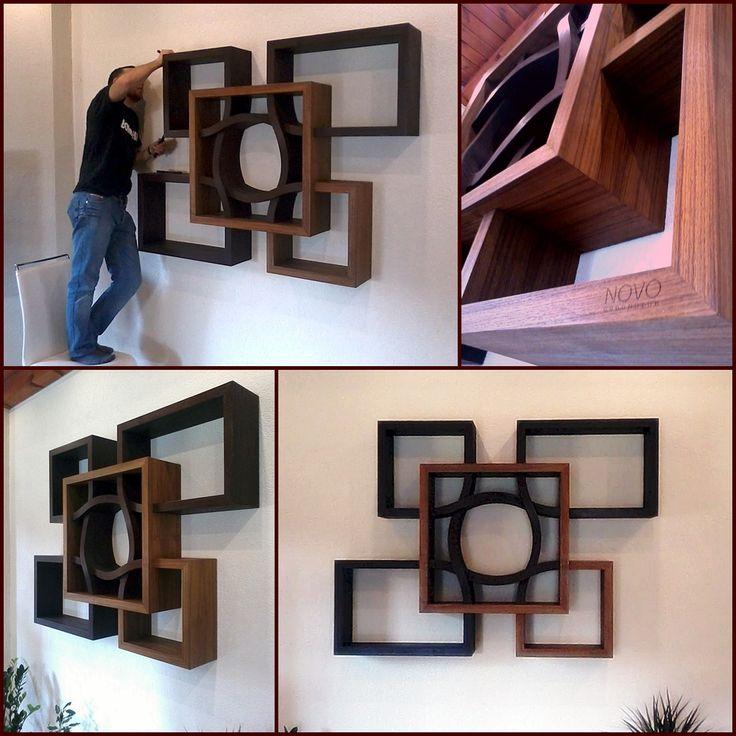 Decorate with NovoQ selves!  www.novoq.eu