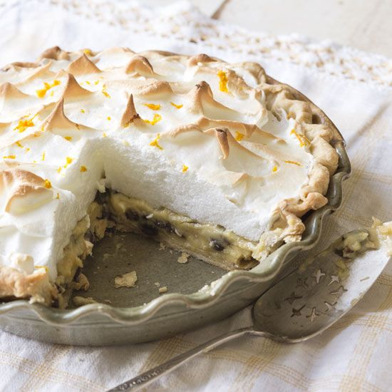 Sour Cream Raisin Pie Recipe - Real Food - Mother Earth News