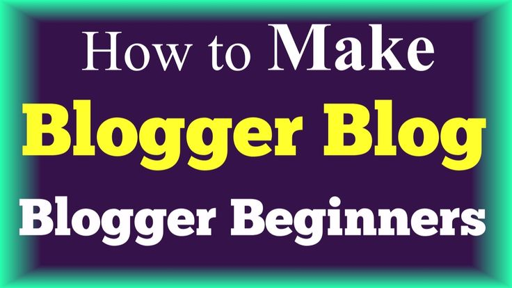 How to create a blog - DLK Technologies