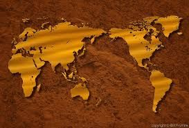 Image result for world map asia center