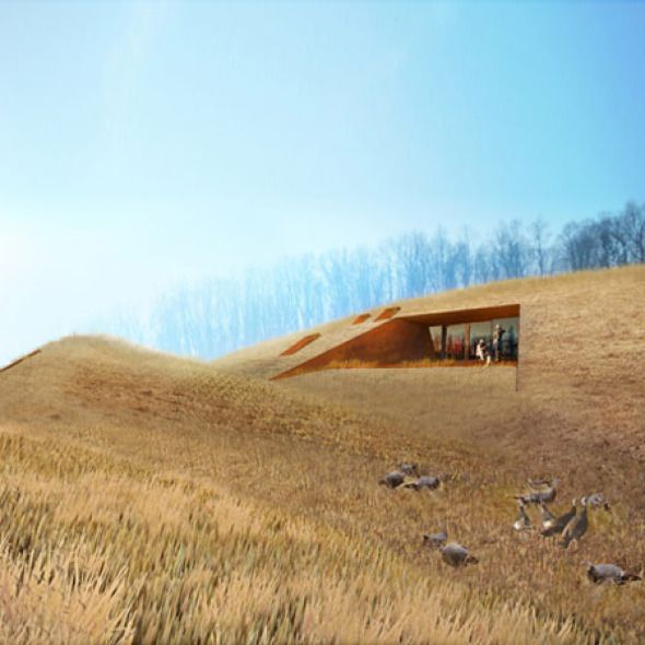 Casas Rurales en la Cascada / Patkau Arquitectos - Noticias de Arquitectura - Buscador de Arquitectura