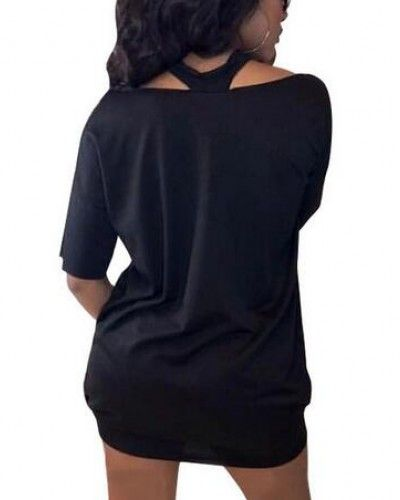 https://www.tshirtxy.com/letter-old-english-t-shirt-dress-for-women-black-cut-out-halter-neck-top
