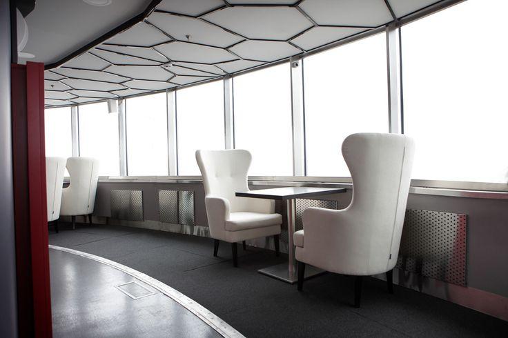 ресторан, останкинская башня, 7 небо, седьмое небо, панорама, высота, 337 метров
