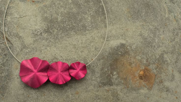 A stunning necklace by Miss Milly