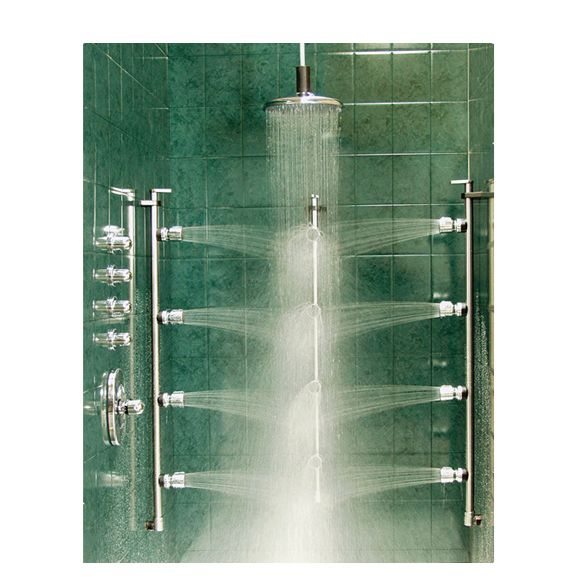 Multi Shower Head System