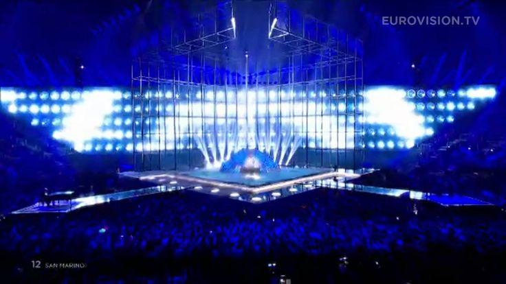 Valentina Monetta - Maybe (Forse) (San Marino) LIVE 2014 Eurovision Song...