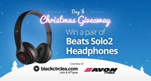 WIN a pair of Beats Solo2 Headphones {UK} (01/08/2017) via... IFTTT reddit giveaways freebies contests