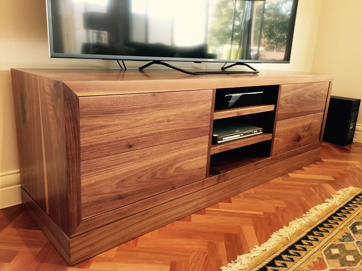 Solid recycled timber audiovisual cabinet.  www.christiancolefurniture.com.au #timber #wooden #audiovisual #cabinet