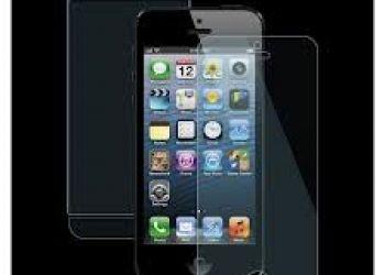 iPhone 5 Mat Anti-Glare Ekran Koruyucu (Ön-Arka) www.hediyeulkesi.com