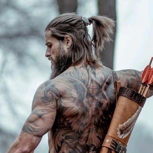 Wikinger Frisuren Männer