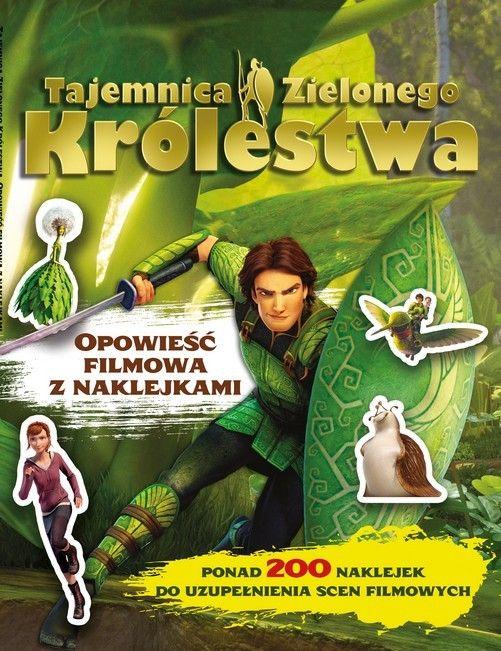 Tajemnica zielonego królestwa to tytuł filmu twórców słynnej Epoki lodowcowej, zrealizowanego w technice animacji komputerowej 3D.