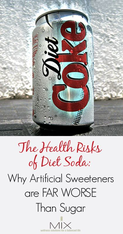 The Health Risks of Diet Soda: Why Artificial Sweeteners ...