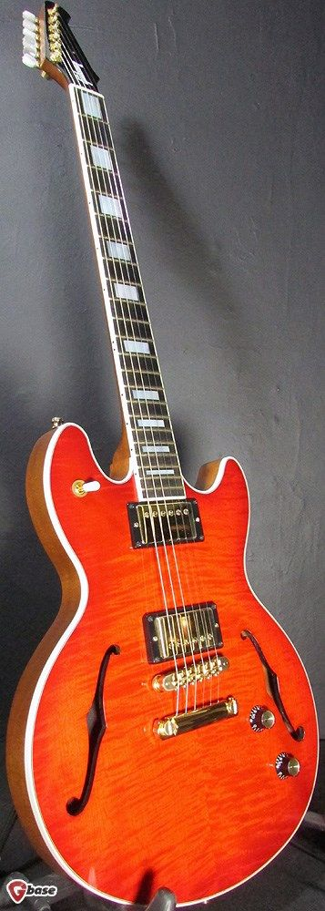 2006 Gibson Vegas High Roller Roulette Red