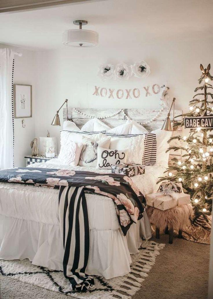 Décoration de Noël pour chambre à adopter avant l'arrivée