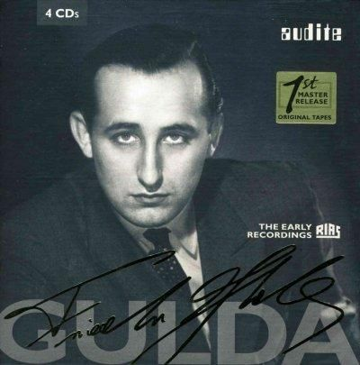 Various - Beethoven/Debussy/Ravel: Edition Friedrich Gulda- The Early Rias Recordings