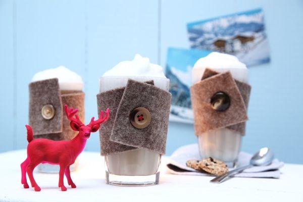 Filz, Glas-Manschette, Winter, kuehne.de