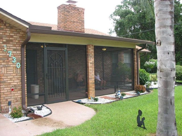 Pictures Of Patio And Porch Enclosures Orlando Central