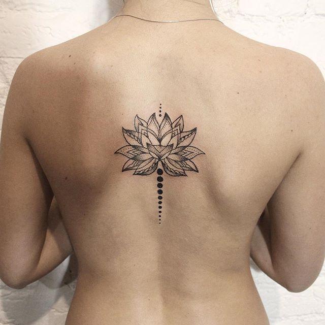#sum_ttt #dotwork #linework #tattoo #wowtattoo #blackwork #blackworkart #blacktattoo #geometrytattoo #lotos #lotostattoo #flowertattoo
