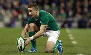 Paddy Jackson, Ireland's fly-half against Samoa.