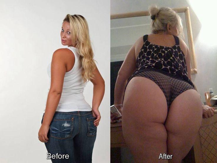 Olivia Jenson - PAWG - Ass - Blonde - Weight Loss | Weight ...