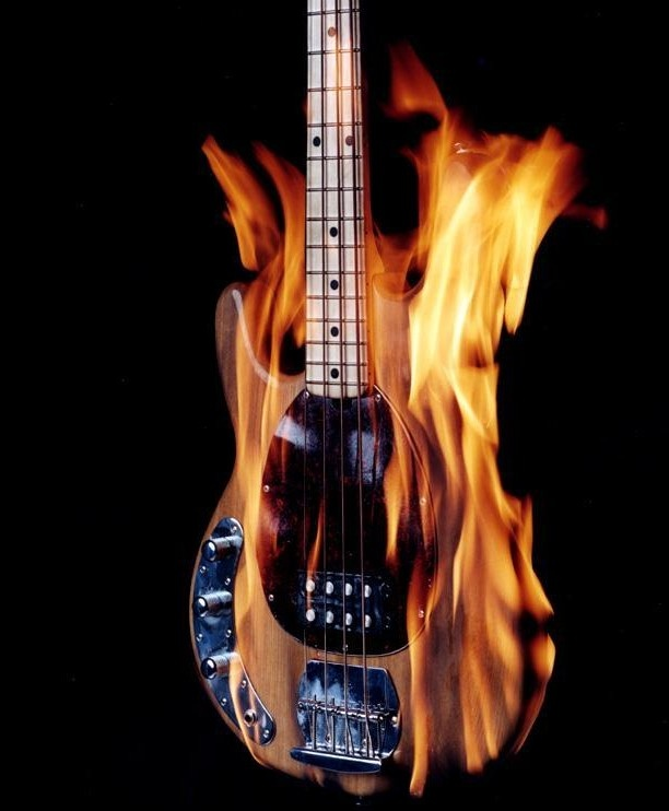 Guitar Wallpaper And: All About That Bass - No Treble