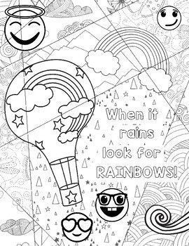 growth mindset coloring pages free pdf