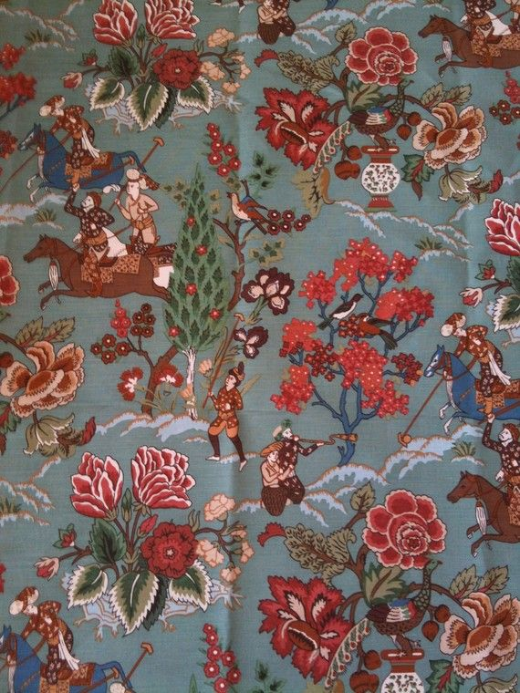 "Cowtan and Tout ""Hurlingham"" fabric"