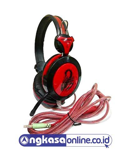 HEADSET KEENION KOS 3199 - KEENION - Headset   Angkasa Komputer Semarang