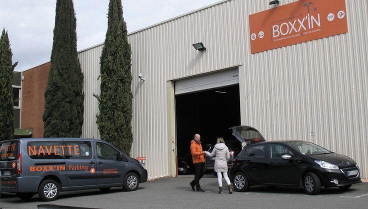 Boxx'in : Le premier parking privé low cost de qualité au pied de l'aéroport - Toulouse Infos
