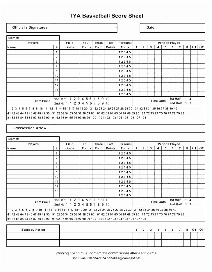 Free Printable Basketball Stat Sheets Awesome Score Sheet Templates Free Lapbook Templates Ideas Free Hockey Stat Lap Book Templates Templates Sheet