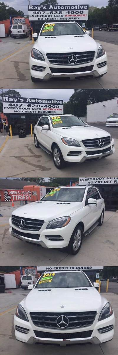 SUVs: 2014 Mercedes-Benz M-Class Ml 350 4Matic Awd 4Dr Suv 2014 Mercedes-Benz M-Class Ml 350 4Matic Awd 4Dr Suv Automatic 7-Speed Awd V6 -> BUY IT NOW ONLY: $25500 on eBay!