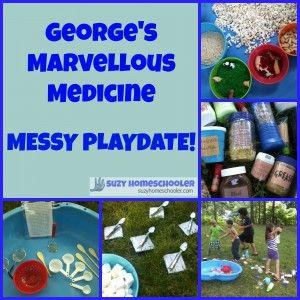 George's Marvellous Medicine Messy Playdate (1)