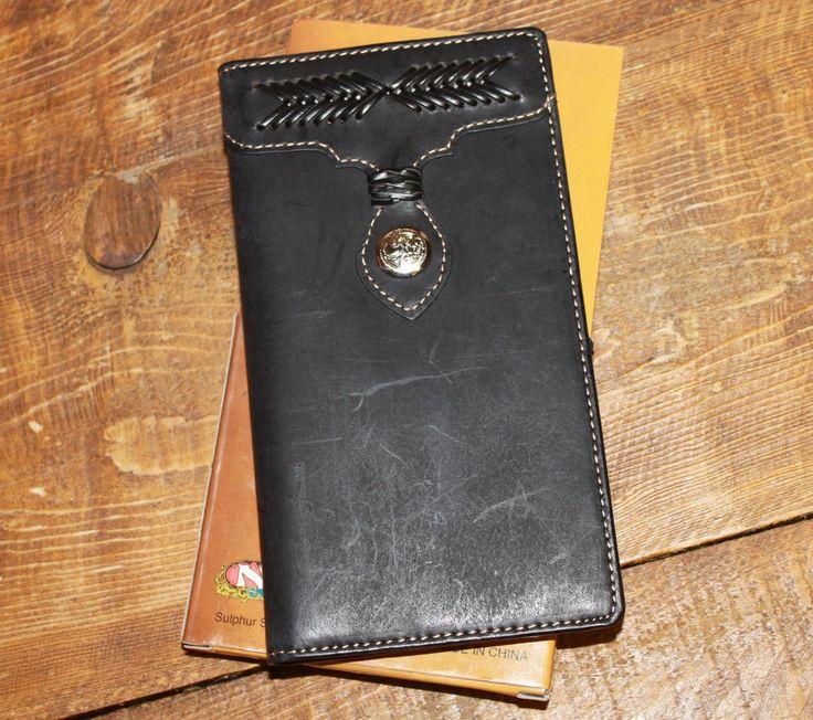Black Nocona Wallet