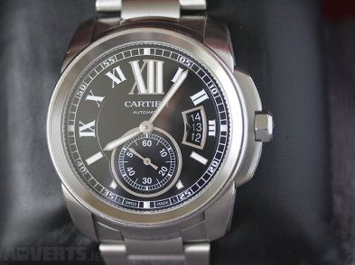 Watch Sale   Cartier Calibre For Sale in Dublin 2, Dublin from Alastair Davis Jewellery & Watch Consultant