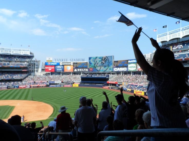 Yankee stadium, want to try cheapish hotdog and beer with hot and humid weather?