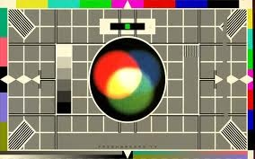 Test patterns of the world.